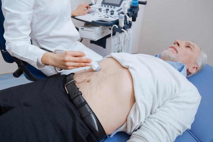Private Abdominal Ultrasound Scan